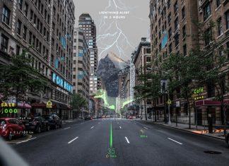 현대차증강현실내비게이션개발…스위스업체웨이레이에투자