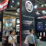 마이크로닉스, 세계 최대 전자 전시회 '홍콩 글로벌소시스 전자전' 참가