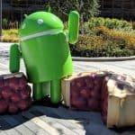 구글 안드로이드 9.0 파이 업데이트 ⓒ 갓잇코리아