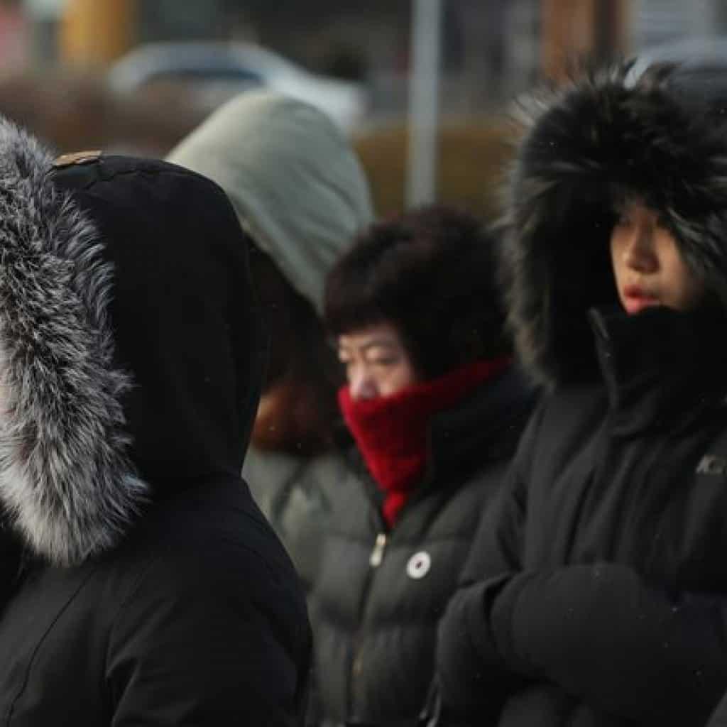 [생활속과학] 겨울철 온도와 다른 체감온도!...체감온도는 영하 20도?