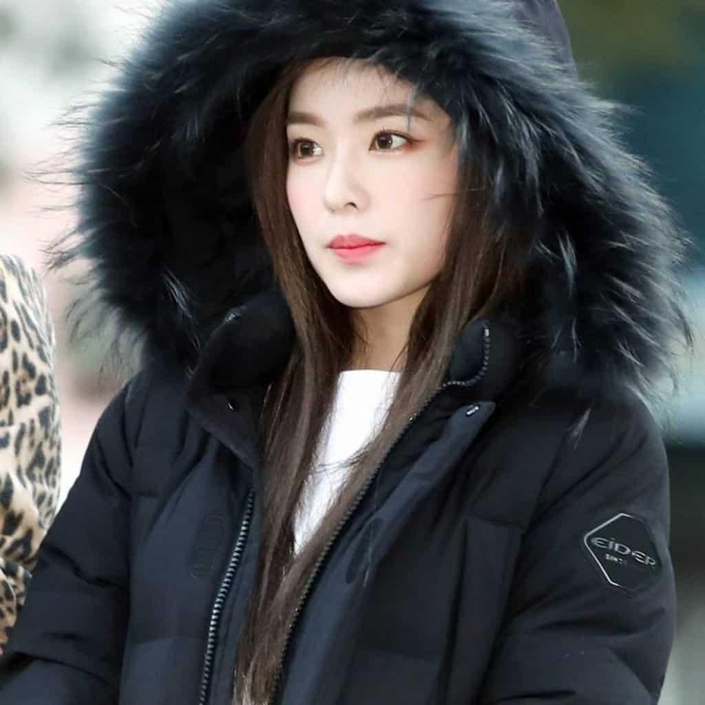 [N화보] 레드벨벳 아이린, 한파도 물러갈 '냉미녀'의 예쁜 얼굴