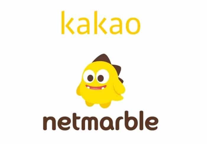 카카오, 넷마블 로고(각사 제공) ⓒ 갓잇코리아