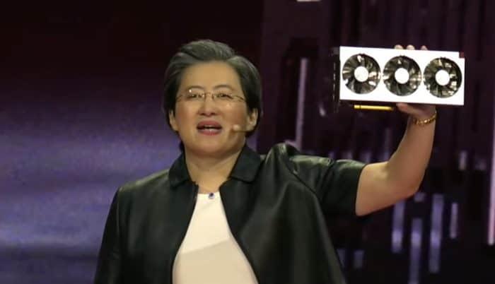 엔비디아 제대로 붙어보자! AMD 7나노미터 공정 '라데온 7' GPU 공개