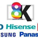 8K 협회(The 8K Association)'의 공식 로고 ⓒ 갓잇코리아