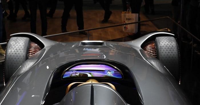 미래 자동차의 운전석은 어떨까? ⓒ 갓잇코리아
