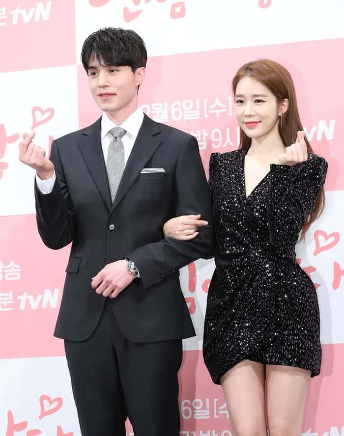 이동욱-유인나, '도깨비' 이후 2년 만에 동반 ⓒ 갓잇코리아