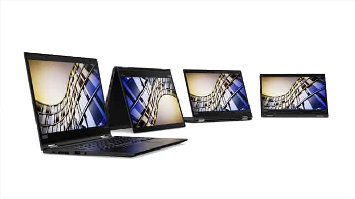 레노버 씽크패드 X390 요가(ThinkPad X390 Yoga) - 레노버 제공