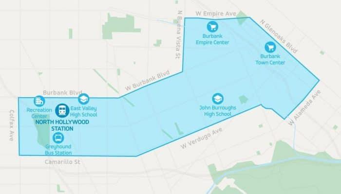 LA와 Via가 공개한 시행방안 중 일부 ⓒ 출처 - Techcrunch