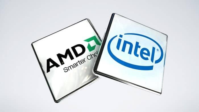 다시한번 치열한 대결을 하고 있는 인텔 vs AMD ⓒ 갓잇코리아