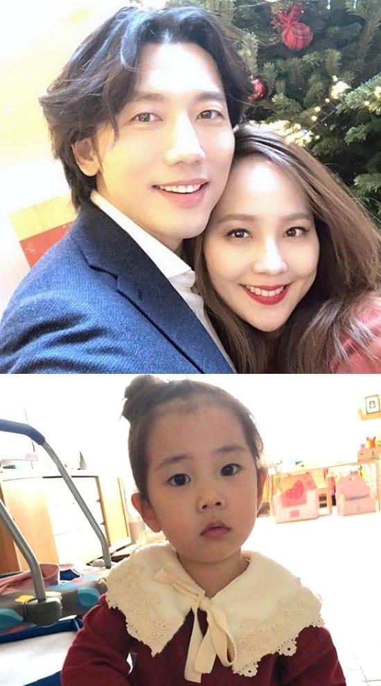 기태영 인스타그램 캡쳐 ⓒ 유진, 기태영 그리고 딸 로희