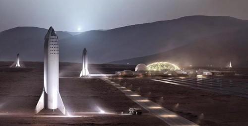 머스크가 밝힌 화성여행 비용은 ⓒ 갓잇코리아