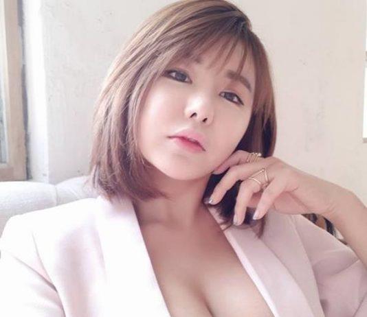 레이싱모델 겸 BJ 류지혜 ⓒ 류지혜 SNS