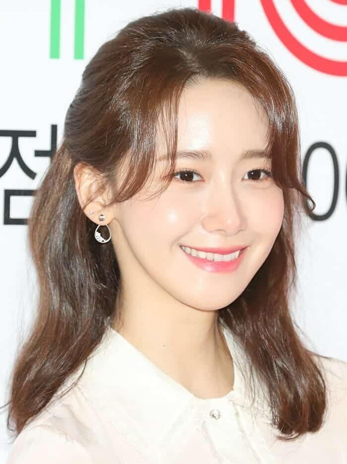 소녀시대 윤아, 행복 요정 ⓒ 갓잇코리아