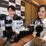 APS-C 소니 미러리스 카메라 신제품 'a6400'을 선보였다 ⓒ 갓잇코리아