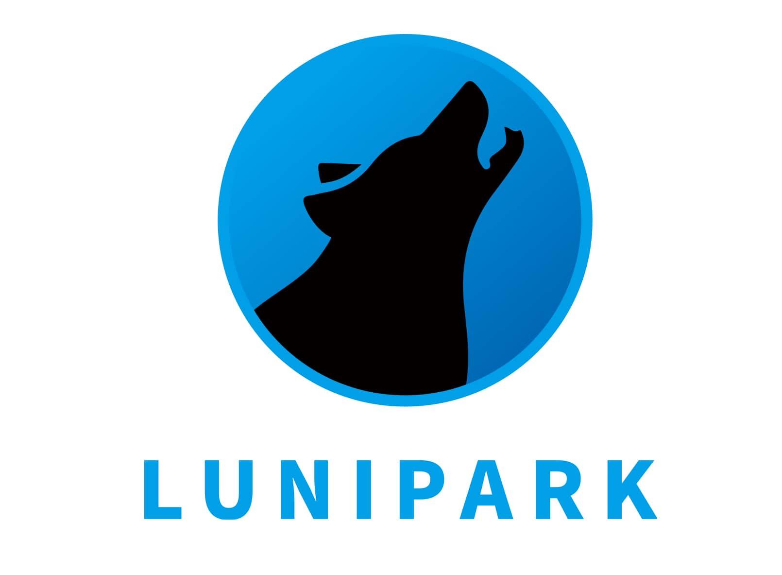 '루니미디어'의 PC게임 유통플랫폼 '루니파크' 로고 © 갓잇코리아