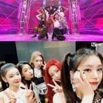 ITZY/'엠카운트다운' 트위터, Mnet 캡처 © 갓잇코리아