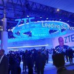 MWC 2019에 참가한 중국의 통신장비 제조업체 'ZTE' ⓒ 갓잇코리아
