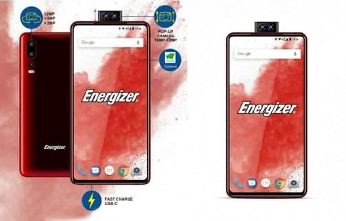 에너자이저, 더 오래가는 배터리 스마트폰 ⓒ 갓잇코리아