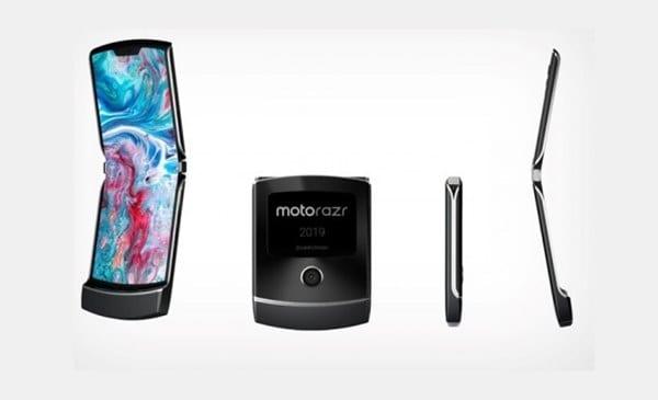 모토로라 폴더블 레이저폰 콘셉트 이미지 /사진=얀코 디자인
