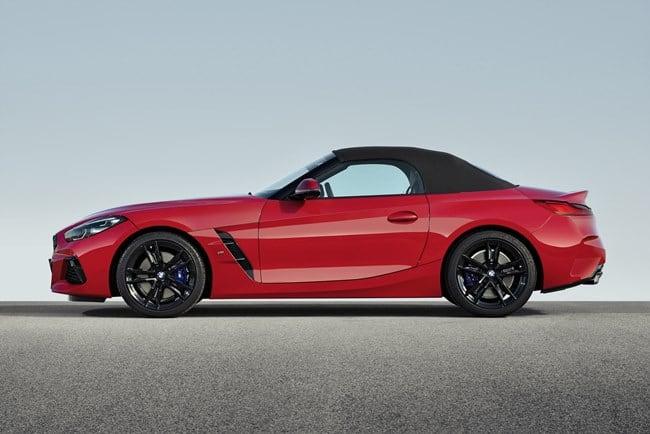 BMW 뉴 Z4(BMW코리아 제공)© 갓잇코리아