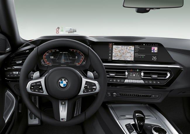 BMW 뉴 Z4 내부 모습(BMW코리아 제공)© 갓잇코리아