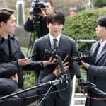 불법 촬영물 유포 혐의를 받고 있는 그룹 FT아일랜드 전 멤버 최종훈 ⓒ 갓잇코리아