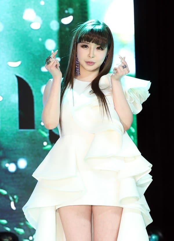 박봄, 여전한 카리스마 ⓒ 갓잇코리아