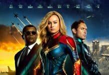 '캡틴마블' 포스터 © 갓잇코리아