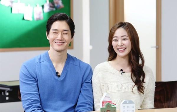 배우 유지태, 김효진 부부 © 갓잇코리아