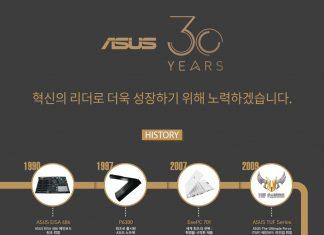 에이수스(ASUS), 30주년 기념 대규모 기획전 진행