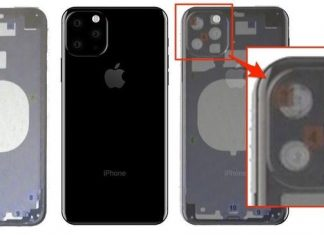 아이폰11, 미들 프레임 유출...거대한 컷아웃 정체는? ⓒ 갓잇코리아