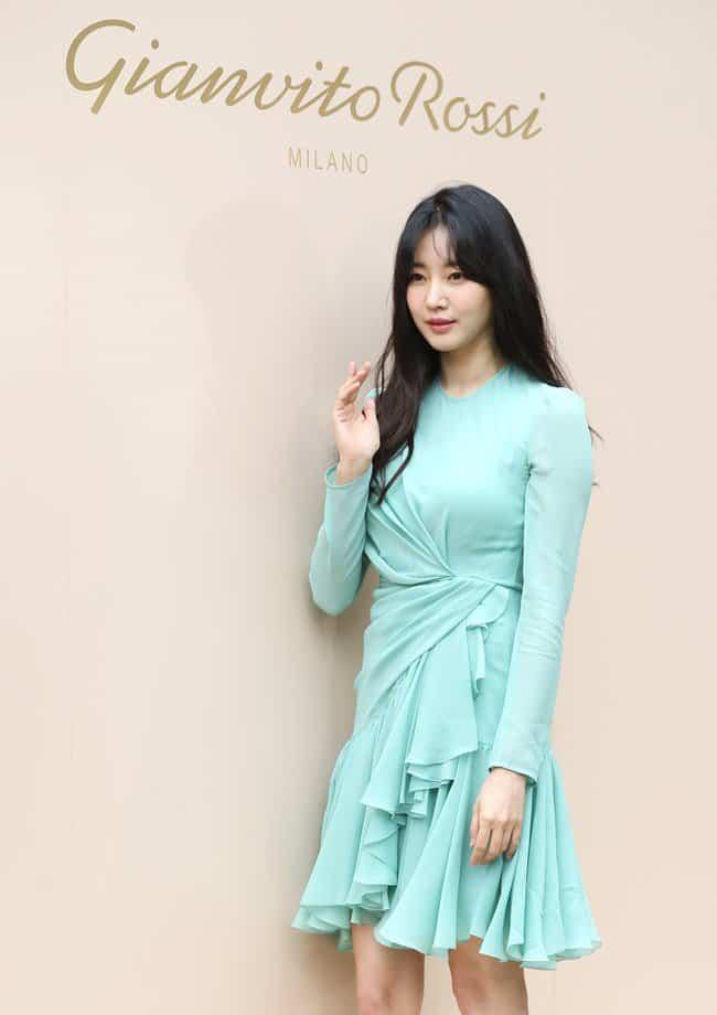 김사랑, 봄의 여신 ⓒ 갓잇코리아