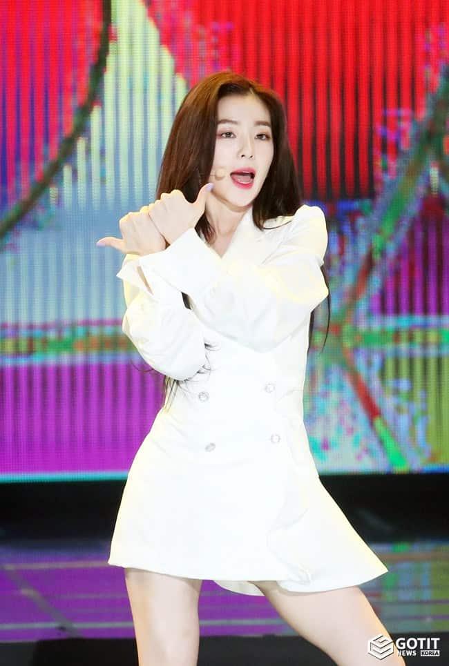 레드벨벳 아이린, 오늘도 열일하는 비주얼