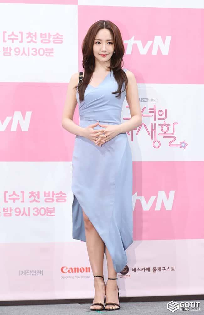 박민영, '로코여신'의 귀환 ⓒ 갓잇코리아