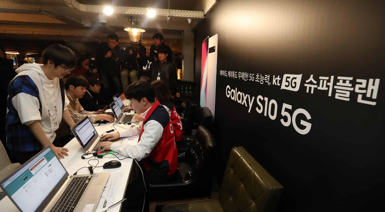 KT 5G 요금제, 하루 53GB 제한 삭제 ⓒ 갓잇코리아