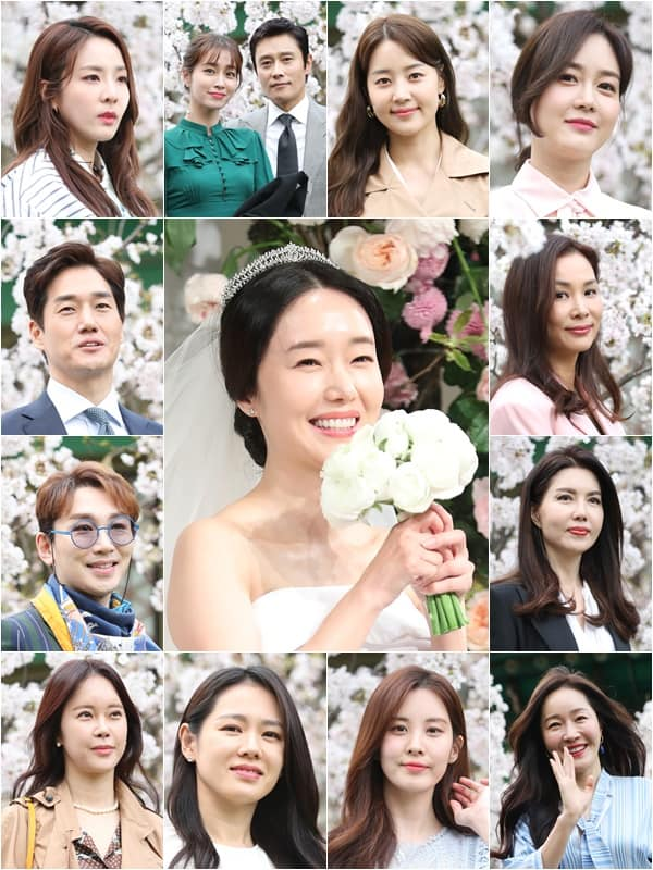 이정현(39)의 결혼식에 미모의 스타 하객들 다모여 ⓒ 갓잇코리아