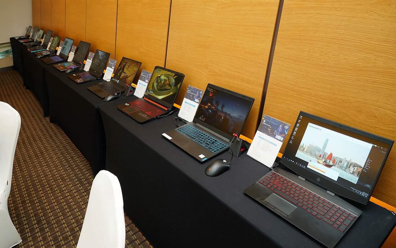 9세대 인텔 모바일 프로세서가 탑재된 게이밍 노트북 ⓒ 갓잇코리아