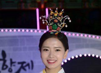 2019년 '미스 춘향 진' 황보름별 ⓒ 갓잇코리아