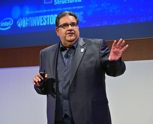 인텔 최고 기술 책임자 머티 렌두친탈라 박사 (Dr. Murthy Renduchintala) ⓒ 인텔제공 / 갓잇코리아