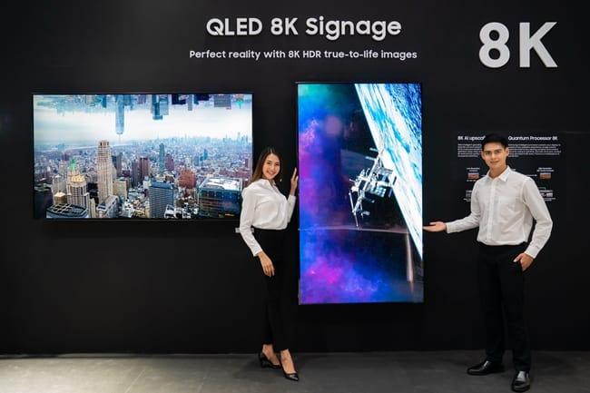 삼성전자 본격적으로 8K QLED TV 판매 ⓒ 갓잇코리아