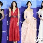 김혜수, 이하늬, 수지, 아이유(왼쪽부터) ⓒ 갓잇코리아