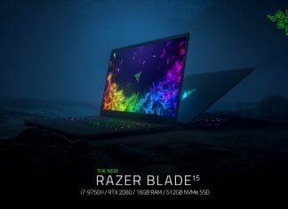 레이저의 새로운 프리미엄 게이밍 노트북 레이저 블레이드 15 9Gen ⓒ 갓잇코리아