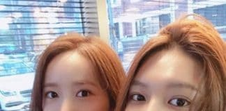 """""""끝나지 않는 수다"""" 윤아X수영, 영원한 소시 우정 ⓒ 윤아 인스타그램 / 갓잇코리아"""