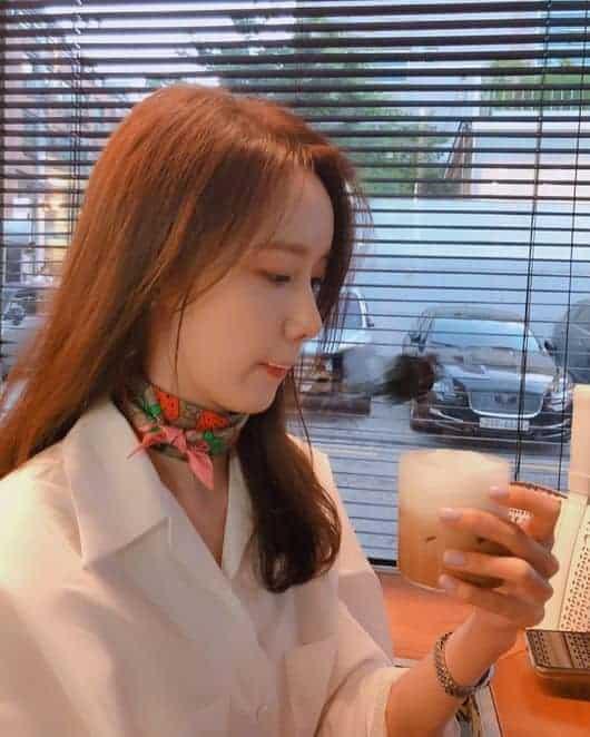 윤아, 영원한 소시 우정 ⓒ 윤아 인스타그램 / 갓잇코리아