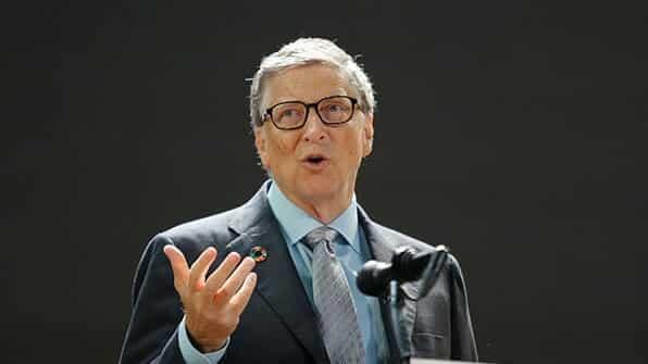 빌 게이츠가 가장 큰 실수를 안드로이드의 성공을 방치한 것 ⓒ 사진제공 - AFP