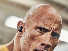 강력한 포스! 드웨인 존슨 무선 이어폰 ⓒ 언더아머 / 갓잇코리아