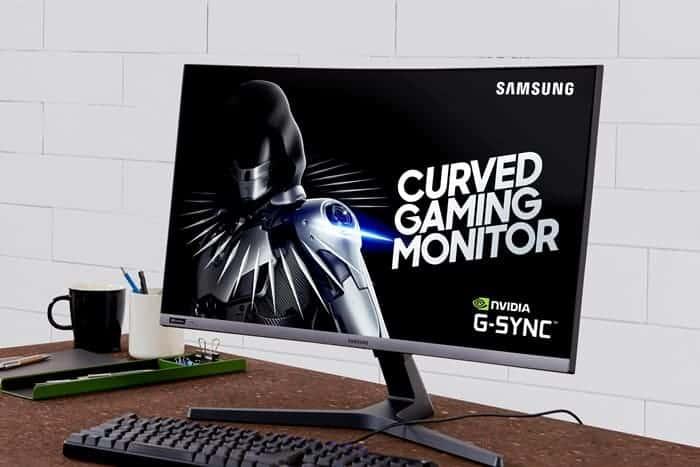 삼성전자 '커브드 게이밍 모니터, 27형으로 쾌적하게 게임을 즐기자 ⓒ 갓잇코리아