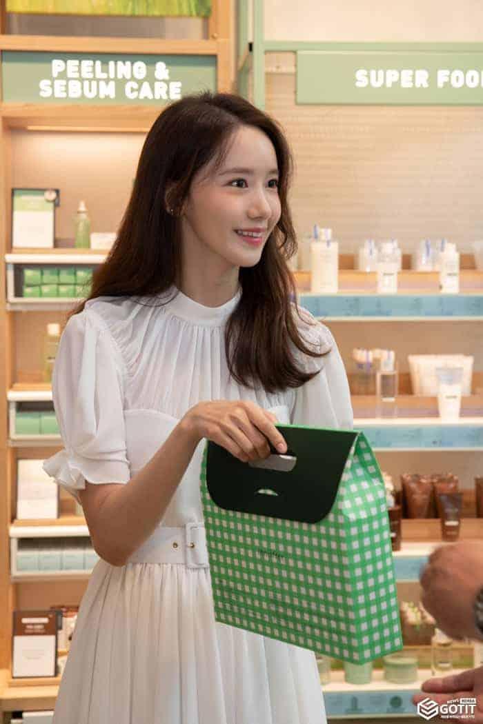 소녀시대 윤아, 과즙미 팡팡 ⓒ 갓잇코리아 / 사진제공 - 이니스프리
