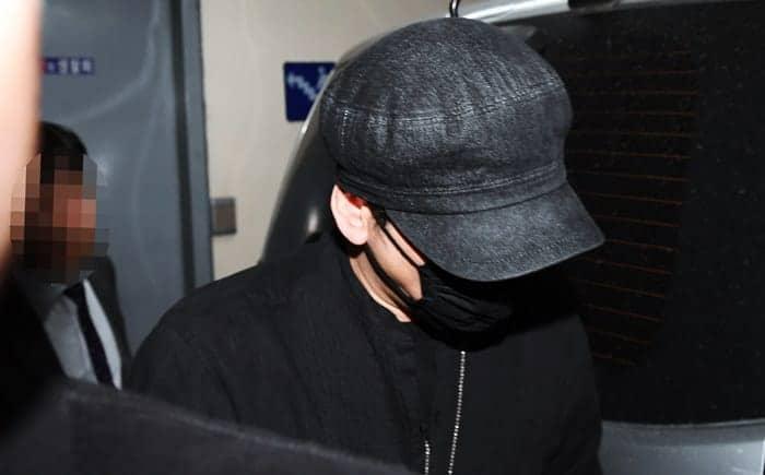 양현석 전 YG대표 9시간여 경찰 조사받고 도망치듯 귀가 ⓒ 갓잇코리아