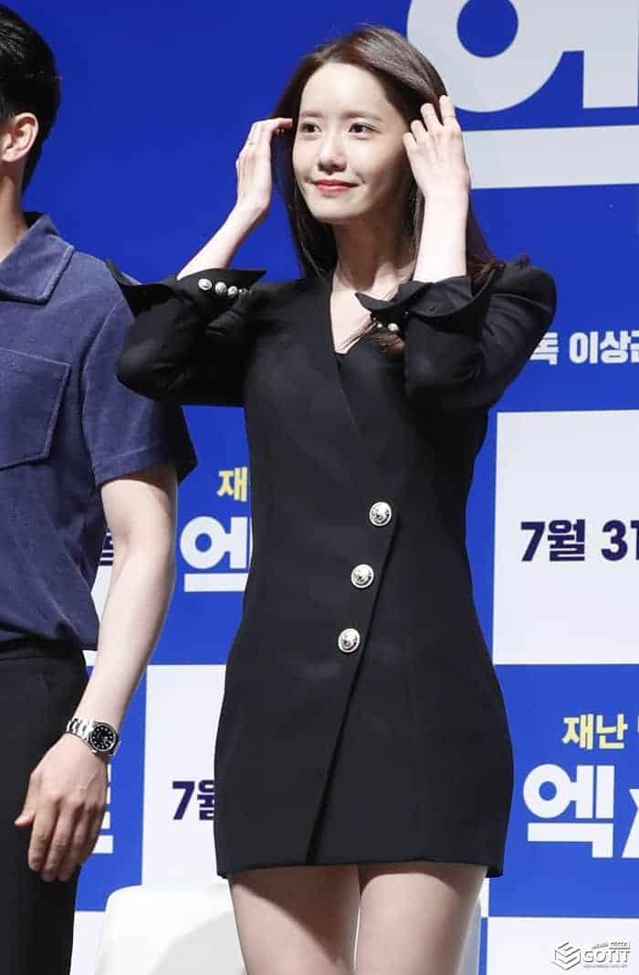 임윤아, 첫 영화 주연작 '엑시트'로 인사드려요 ⓒ 갓잇코리아